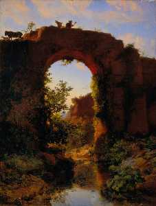 Thomas Stuart Smith - Roman Footbridge
