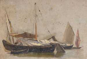 Thomas Stuart Smith - Boats