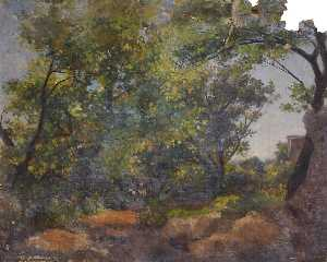 Thomas Stuart Smith - Forest Landscape