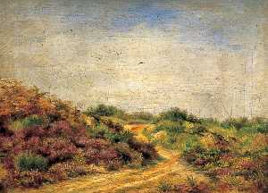 Clement T Youens - Gravel Path, Dartford Heath, Kent