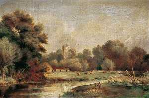 Clement T Youens - Central Park, Dartford, Kent