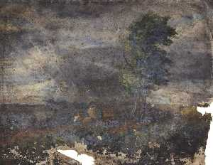 Thomas Stuart Smith - Trees in a Landscape