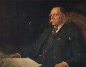 Frank Stanley Ogilvie - Edward Crowne, Clerk to Tottenham Council