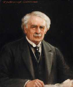 Charles Goldsborough Anderson - David Lloyd George (1863–1945)