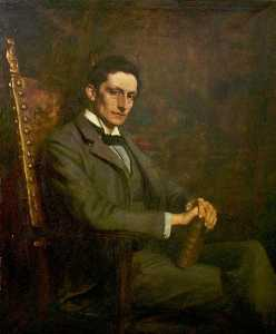 Hugh De Twenebrokes Glazebrook