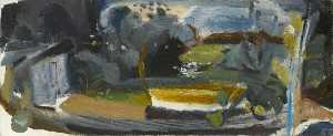 Ivon Hitchens - Garden Cove