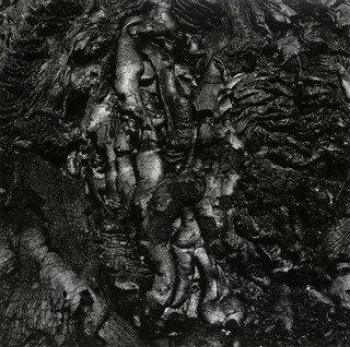 Volcano 50, 1980 by Aaron Siskind (1903-1991, United States) | WahooArt.com