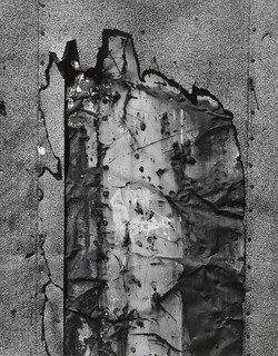 Chicago 37, 1960 by Aaron Siskind (1903-1991, United States) | Museum Quality Reproductions | WahooArt.com