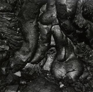 Volcano 54, 1980 by Aaron Siskind (1903-1991, United States) | Museum Quality Reproductions | WahooArt.com