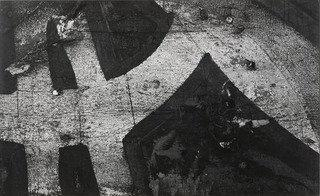 New Jersey 5, 1950 by Aaron Siskind (1903-1991, United States) | WahooArt.com