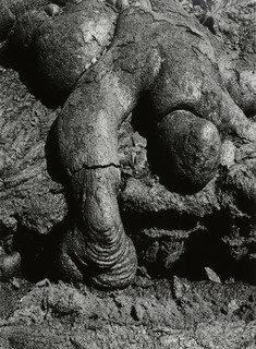 Volcano 6, 1980 by Aaron Siskind (1903-1991, United States) | WahooArt.com