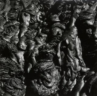Volcano 67, 1980 by Aaron Siskind (1903-1991, United States) | Famous Paintings Reproductions | WahooArt.com