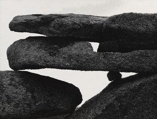 Martha`s Vineyard 108, 1954 by Aaron Siskind (1903-1991, United States) | Museum Quality Reproductions | WahooArt.com