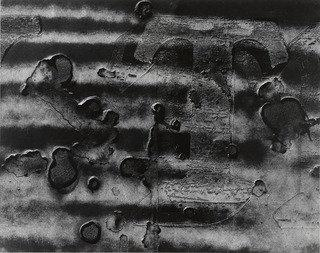 Chicago 29, 1953 by Aaron Siskind (1903-1991, United States) | Art Reproduction | WahooArt.com