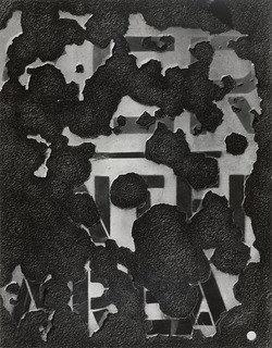 New York 6, 1951 by Aaron Siskind (1903-1991, United States) | Museum Quality Reproductions | WahooArt.com