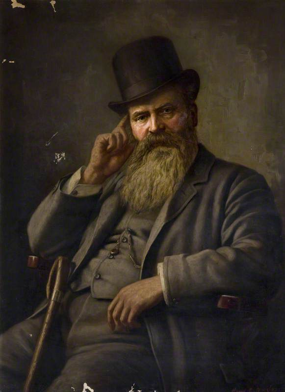 Order Famous Paintings Reproductions : Robert Barklie (1837–1910), FCS, MRIA, 1895 by Harry R Douglas | WahooArt.com