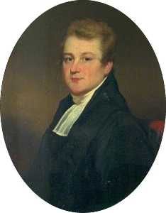 John Watson Gordon - Reverend William Bagshaw (1763–1847), of Ford Hall
