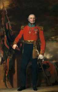 John Watson Gordon - General Sir Neil Douglas (1779–1853), Soldier