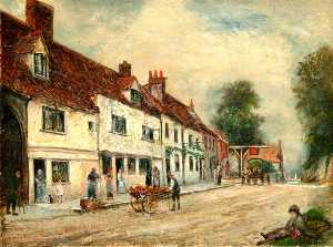 William Freeman - High Street, Thames Ditton ( )