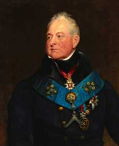 James Lonsdale - William IV (1765–1837), When Duke of Clarence