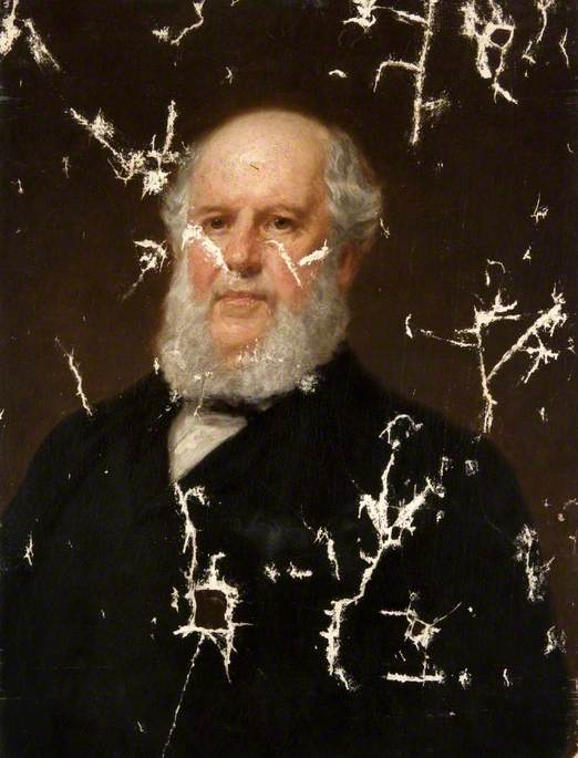 Robert Dalglish (1808–1880), MP, 1874 by Daniel Macnee | Art Reproductions Daniel Macnee | WahooArt.com