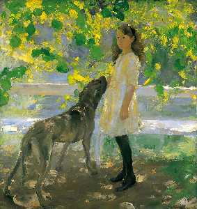 Amy Katherine Browning - Lime Tree Shade