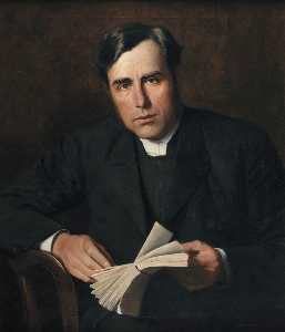 Thomas Leonard Hughes - Reverend John Williams (1853–1921)
