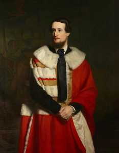Stephen Pearce - Somerset Richard Lowry Corry (1835–1913), 4th Earl Belmore