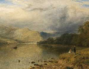 Henry Thomas Dawson - An English Lake