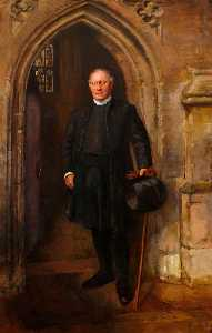 Rose Mead - Archdeacon George Hodges