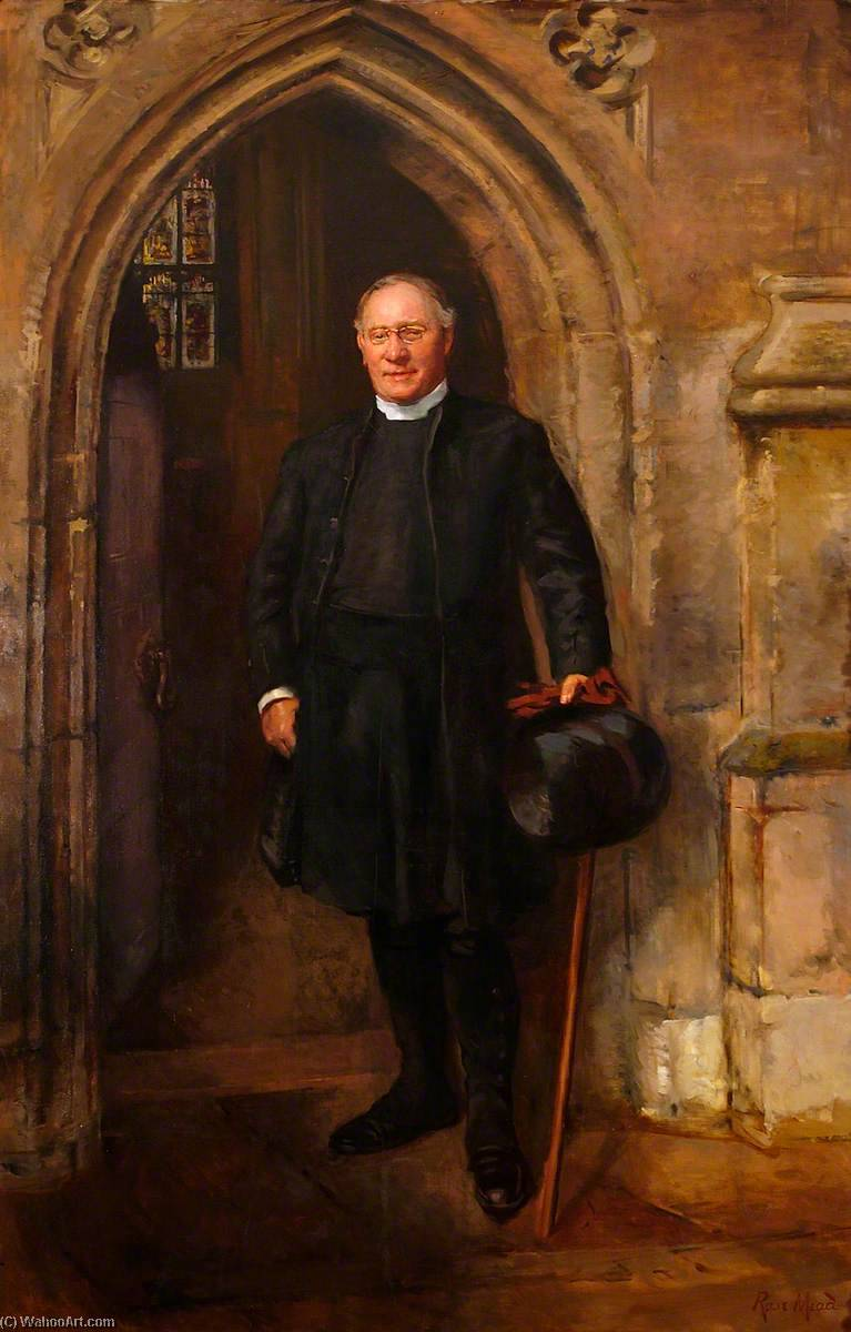 Archdeacon George Hodges, 1907 by Rose Mead | Painting Copy | WahooArt.com