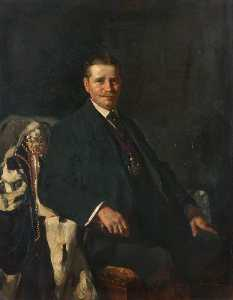 David Alison - Neil MacNaughton Brown, Provost of Greenock (1910–1913)