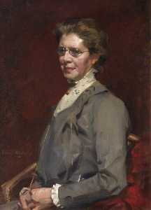 David Alison - Jane Alison, the Artist's Mother
