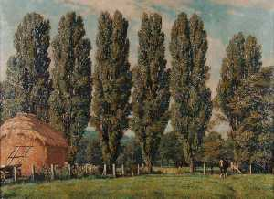 Edward Robert King - The Farm at St James' Hospital