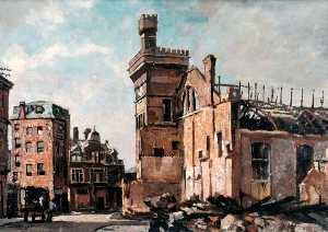 Edward Robert King - The Connaught Drill Hall, Stanhope Road, Portsmouth
