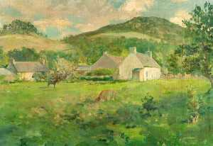 George Bain - Highland Farm