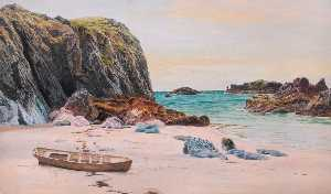 Frederick William Hayes - Old Church Bay