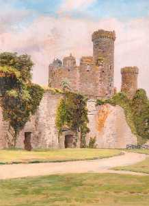Frederick William Hayes - Conway (Wall and Towers)