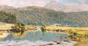 Frederick William Hayes - Capel Curig