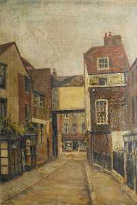 Ernest Stamp - Perrin's Court, Hampstead, London