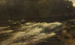 George Paul Chalmers - Running Water