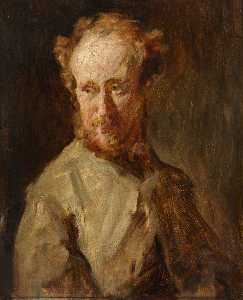 George Paul Chalmers - Self Portrait 1
