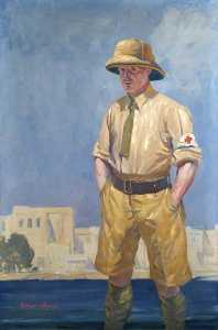 Gilbert Rogers - A British Red Cross Society and Order of St John of Jerusalem Officer in Mesopotamia