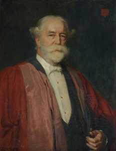 Hugh Goldwin Riviere - Sir Adolphus Ward, Master (1900–1924)