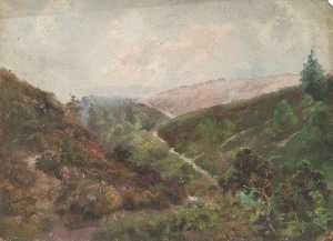 William Henry Hope - Addington Hills, Croydon, Surrey