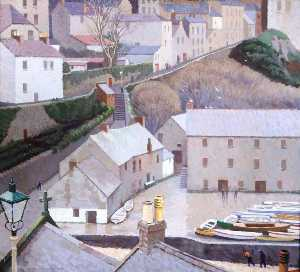 Sam Morse Brown - Grey Day, Tenby
