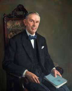 Sam Morse Brown - Sir Rhys Hopkins Morris (1888–1956), MBE, QC, MP, LID, MP for Cardiganshire