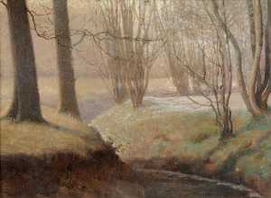 Benjamin Haughton - Sunshine and Frost