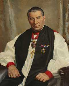 Reginald Henry Lewis - William Wand (1885–1977), Bishop of London (1945–1956)
