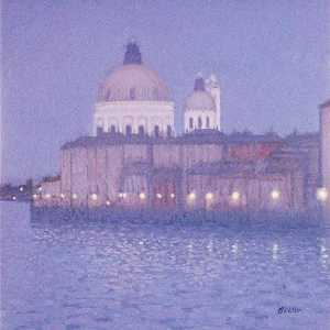 Robert A Buhler - Twilight, Venice (II)